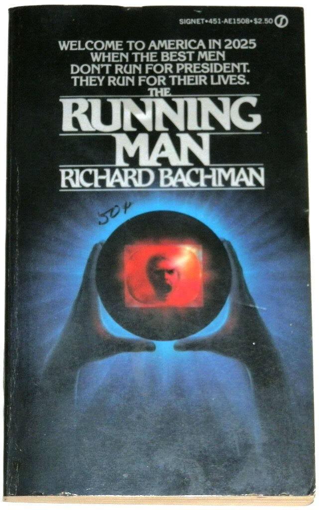 Stephen king writing as richard bachman
